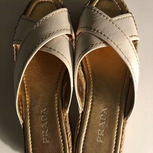 Prada sandals (authentic)